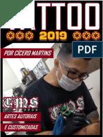 CMS Tattoo - 2019 (Portfólio)
