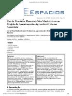 2016 - Espacios - PFNM em Assentamento.pdf