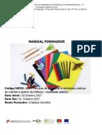 _manual_formador Expressao Plástica