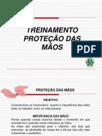 SME - PROTEÇÃO DAS MAOS