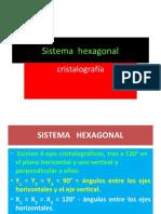 Sistema  hexagonal.ppt