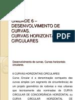Desenvolvimmentos de curvas