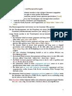 (6)Transkriptions- und Ausspracheregeln
