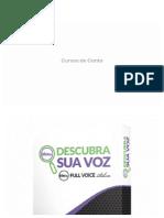 Cursos de Canto Online _ Full Voice Studios®