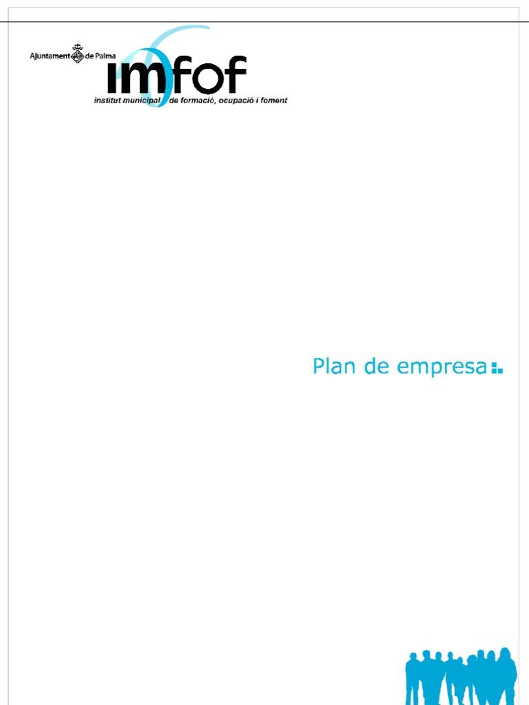 plan empresa TALLER MECÁNICO
