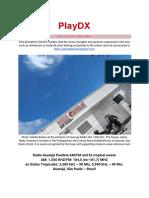 Radio Guaruja - Martin Butera & Dario Monferini - PlayDx 2020