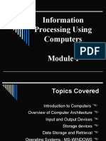 IPC Module I