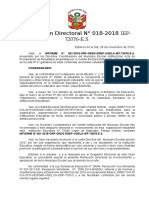RESOLUCION DEL MUNICIPIO ESCOLAR 2018 72076