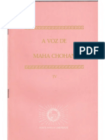 A Voz de Maha Chohan - IV