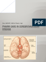 Pharm Care in Cerebrovascular Disease
