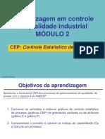 Controle Estatistico de Processo - CEP