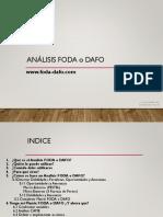 Análisis FODA o DAFO www.foda-dafo.com.pptx