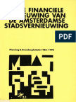 De financiele vernieuwing van de Amsterdamse stadsvernieuwing