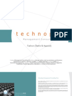 Fashion (Textile and Apparel) Practice Brochure