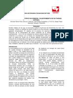 BALANCE MACROSCÓPICO DE ENERGÍA_ CALENTAMIENTO DE UN TANQUE AGITADO