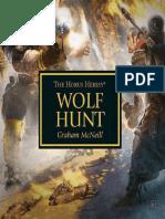 2013-05 - 02 La caza del lobo de Graham McNeill