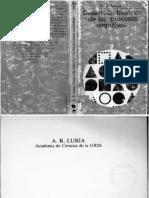 A. R. Luria - Desarrollo historico de los procesos cognitivos-Akal (1987)