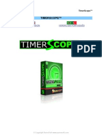 AureoSoft TimerScope Help