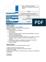 Taller 2 - Glabolizacion, Servicio y Productos