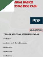 MANUAL BÁSICO DE APOSTAS