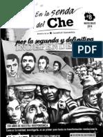 En la Senda del Che Nº 8- Revista de la Juventud Guevarista