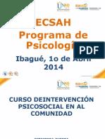 Curso_IPSC_Modelos_de_intervencion_periodo_I_2014 MODELOS EDUCACION POPULAR