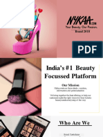 Nykaa Detailed PPt