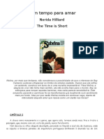 42.  Sem tempo para amar - Nerida Hilliard.doc