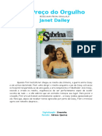 84. O preço do orgulho  - Janet Dailey.doc