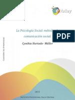 U2 CUADERNO DE APRENDIZAJE PSICOLOGÍA SOCIAL2