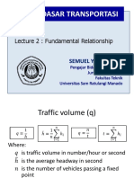 Lecture 2 - Transportation Fundamentals - Fundamental Relationships - updated (1)