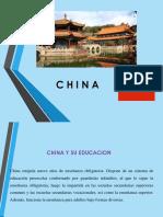 Sistema Educativo CHINA