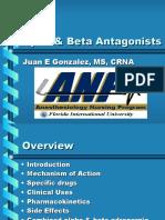 Alpha + Beta Antagonistsjeg