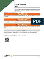 Marvin Lock Status Sensor Integration Instructions_Home Automation_19915804