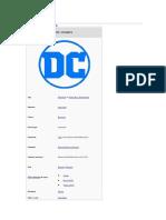 DC Comics.docx