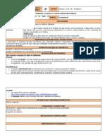 PLANEACIÓN Febrero - 3er Grado Formación C y E (2019-2020)