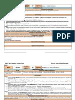 planeaciones Febrero - 3er Grado Artes (2019-2020)