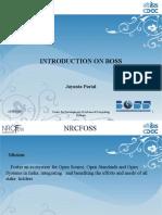 BOSS Introduction