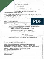 A PROPRIEDADE É UM ROUBO. Pierre-Joseph, 1998..pdf