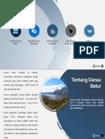 Pencemaran danau batur - Copy