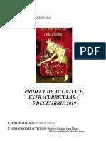 Proiect Poveste de Crăciun