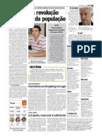 Gilberto Carlos, entrevista ao jornal Hoje, 07.12.2010