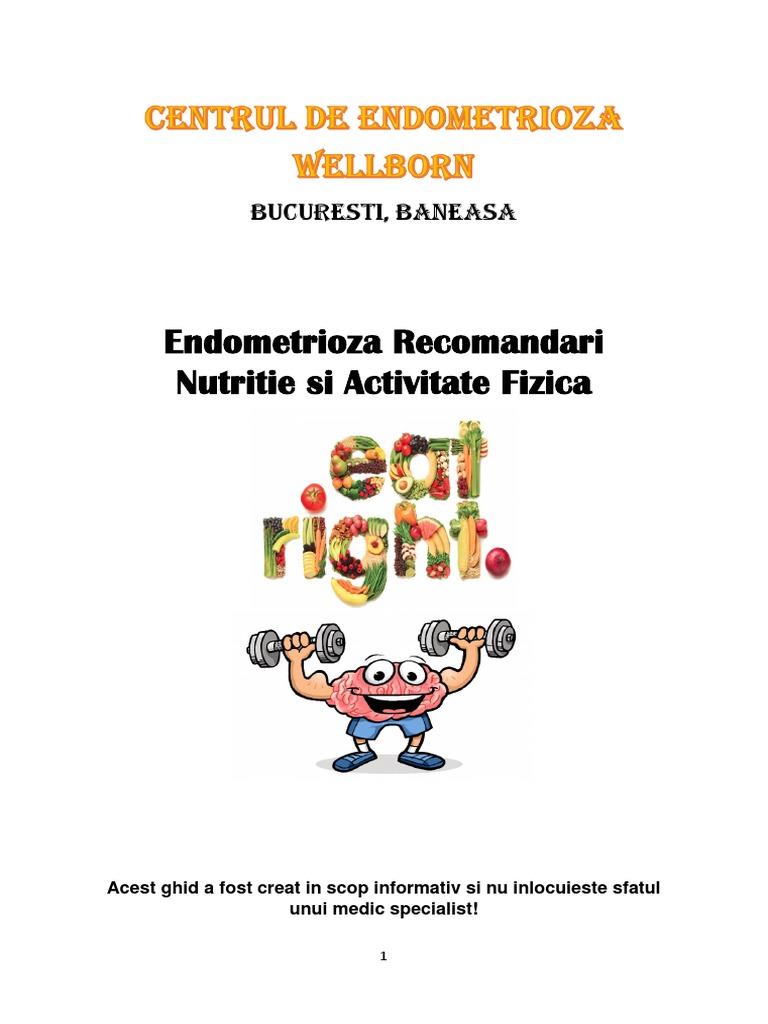pot pierde in greutate cauza endometrioza)