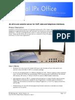 ProductDescriptionIPxOffice-draft_issue1