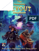 The Complete Devoutist Handbook
