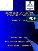 Dr Sami a.dassan _ CLEAR LENS Extraction _ Medics Index Member Contribution