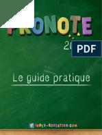 Guide-Pratique-PRONOTE-2013
