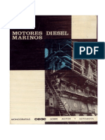 Motores Diesel para buques