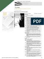Publicação - Sumário On-line