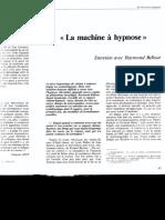 Bellour_Kermabon_Machine à hypnose_CinémAction